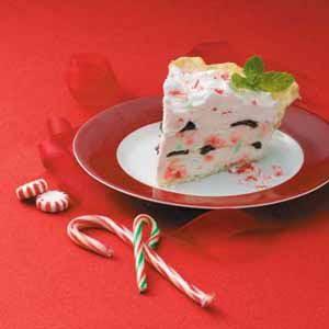 Peppermint Freezer Pie