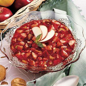 Ruby Apple Salad