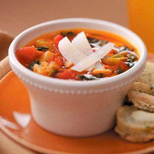 Very Veggie Soup