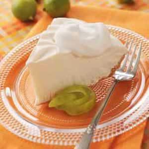 Frosty Key Lime Pie
