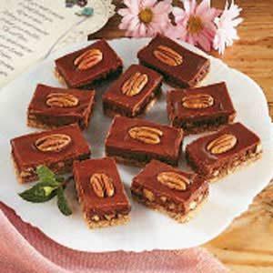 Triple-Layer Brownies
