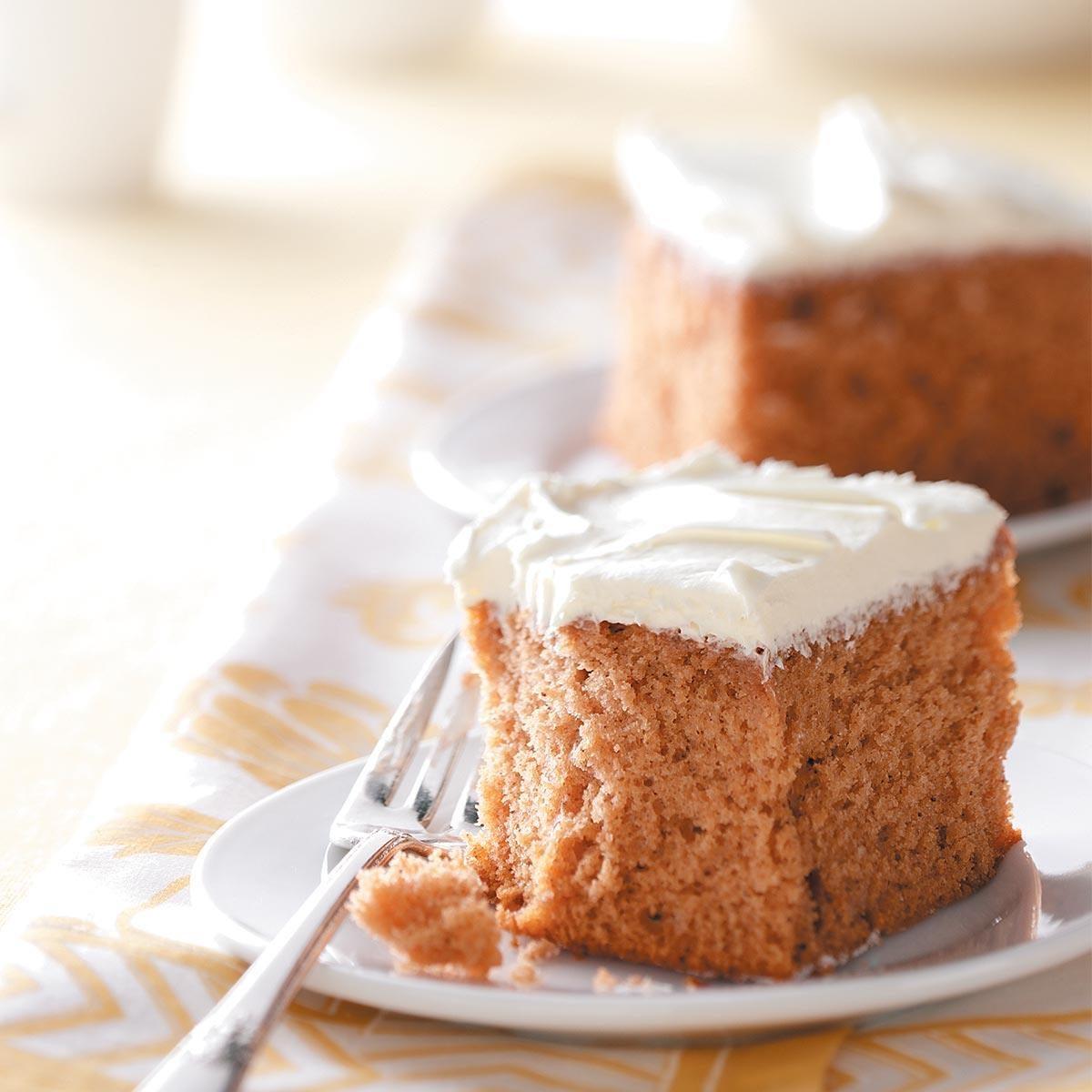 Surprise Spice Cake
