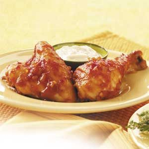 Broiled Spicy Chicken