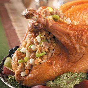 Pear Stuffing for Turkey