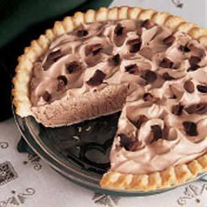 Frozen Chocolate Pie