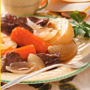 Buttermilk Pot Roast