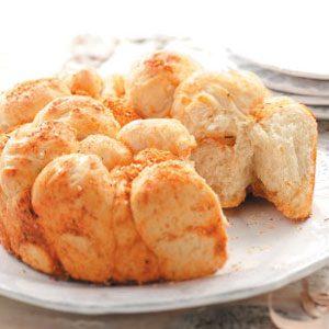 Herbed Parmesan Monkey Bread