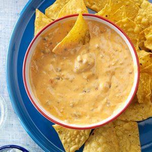 Nacho Salsa Dip