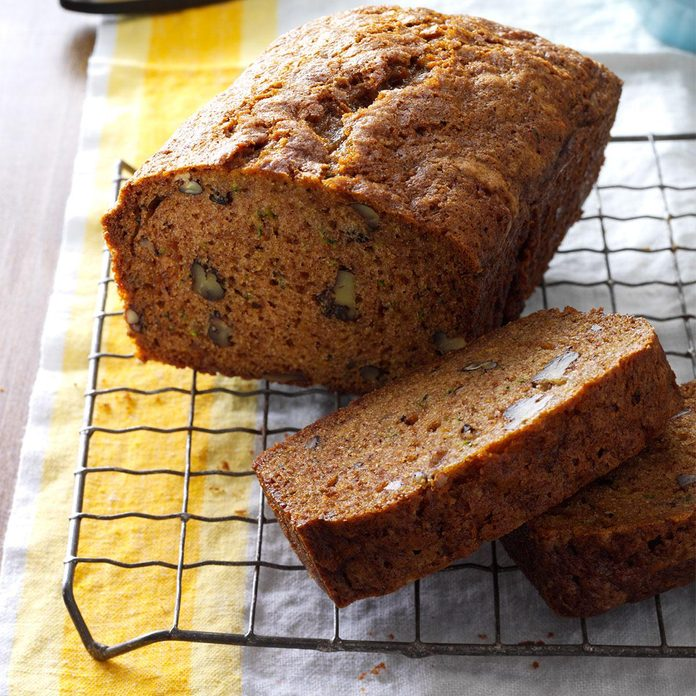 Arkansas: Apple Zucchini Bread
