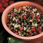 Minty Rice Salad