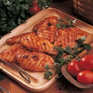 Picante-Dijon Grilled Chicken