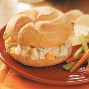 Hot Turkey Bunwiches