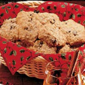 Low-fat Oatmeal Cookies