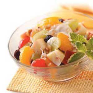Morning Fruit Salad