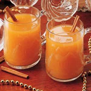 Apricot Wassail