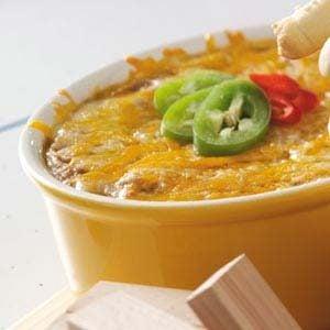 Garlic Chili Cheese Dip