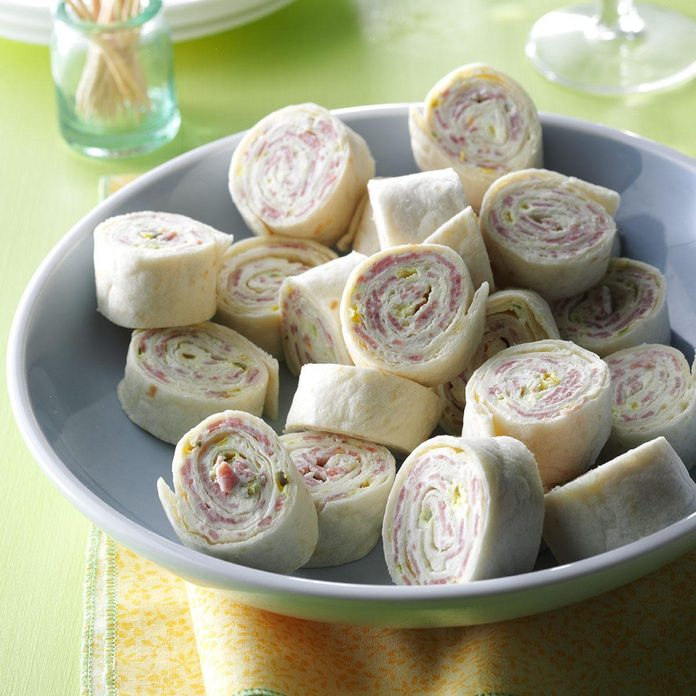 Salami Roll-Ups