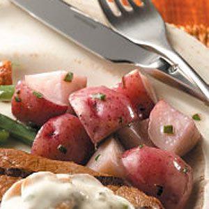 Basil Red Potatoes