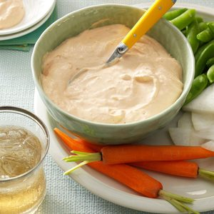 Mom's Vegetable Dip