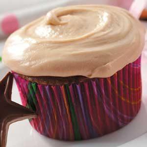 Texas Chocolate Cupcakes