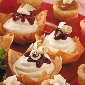 Fancy Phyllo Cup