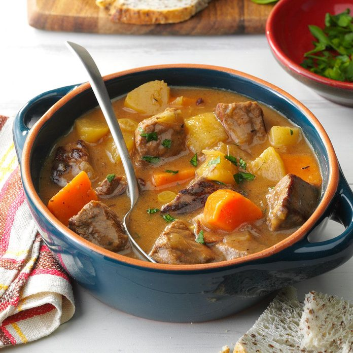 Day 31: Ravin' Good Stew