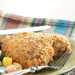 Parmesan Cornflake Chicken