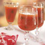 Basil Tomato Juice