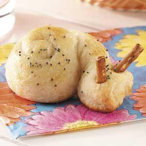 Little Snail Rolls