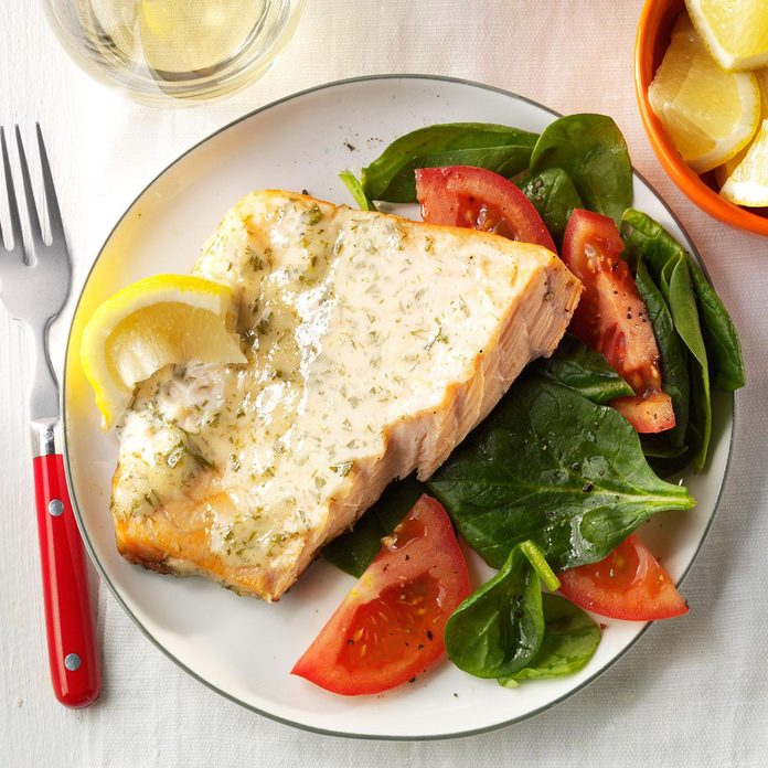 Mesquite Salmon