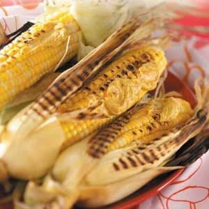 Curried Corn on the Cob
