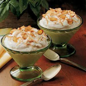 Coconut Parfaits