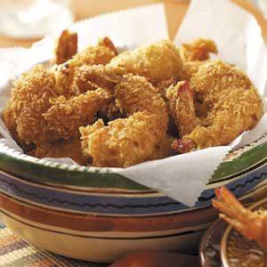 Crispy Shrimp Poppers