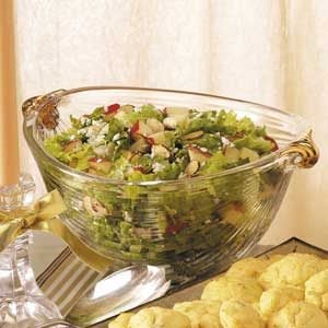 Blue Cheese Tossed Salad