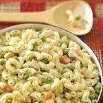 Tuna Veggie Macaroni