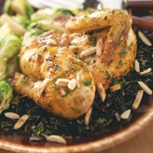 Flavorful Cornish Game Hens