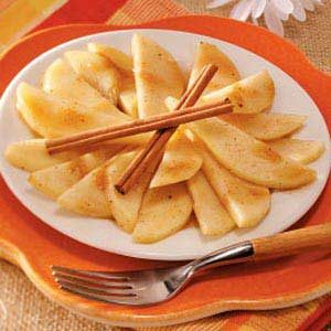 Spiced Pear Dessert