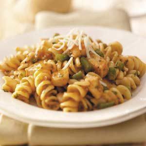 Chicken Pasta Dinner