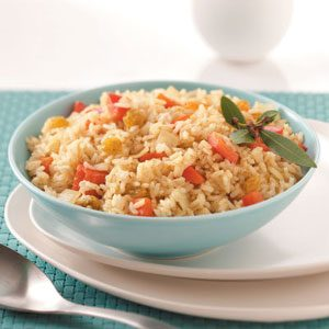 Spiced Rice