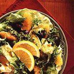 Spicy Citrus Salad