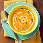 Pretty Autumn Soup