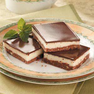 Peanut Chocolate Squares