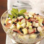 Hint of Mint Fruit Salad