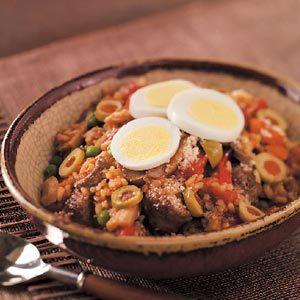 Italian Rice Casserole