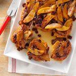 Cinnamon-Apple French Toast
