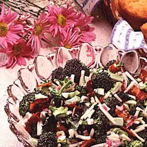 Tossed Broccoli Salad