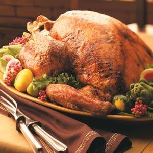 Always-Tender Roasted Turkey