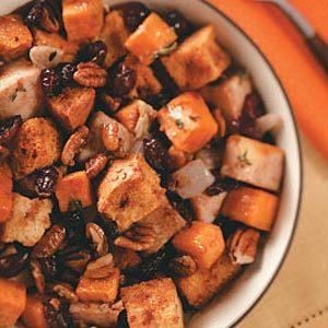 Harvest Turkey Bread Salad