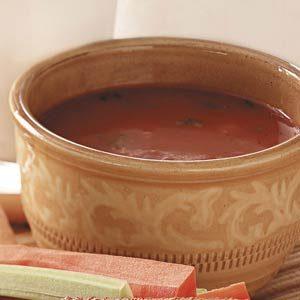 Vegetable Tomato Soup