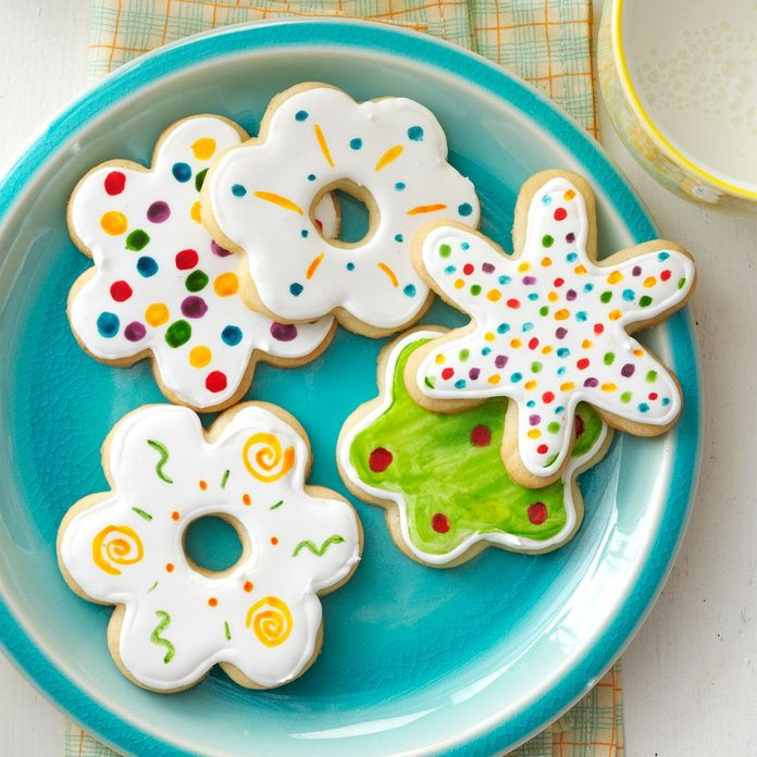 Inspired by: Cookies from Alice in Wonderland
